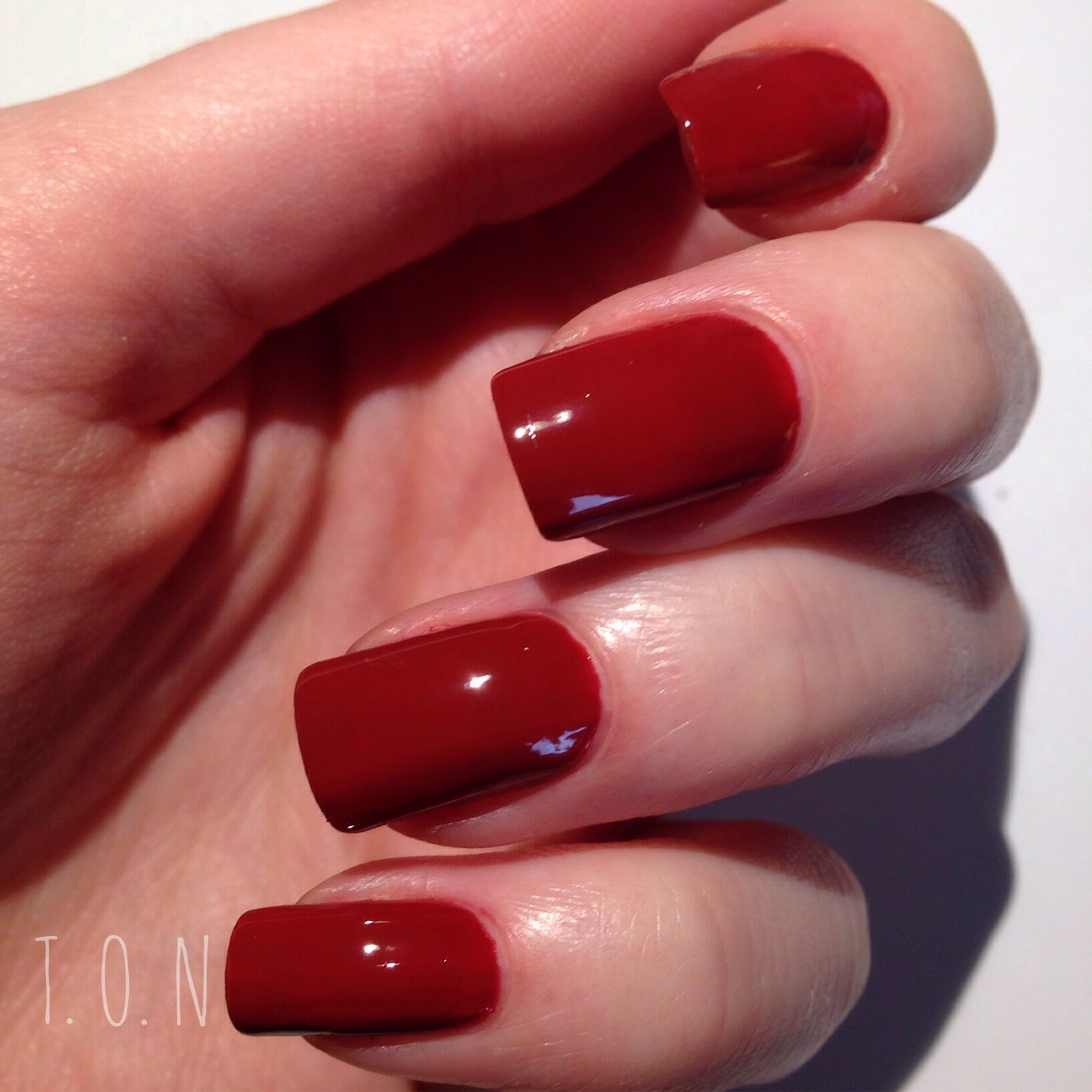 Barry M Autumn Gelly Hi-Shine Swatches – Tipped Off Nails