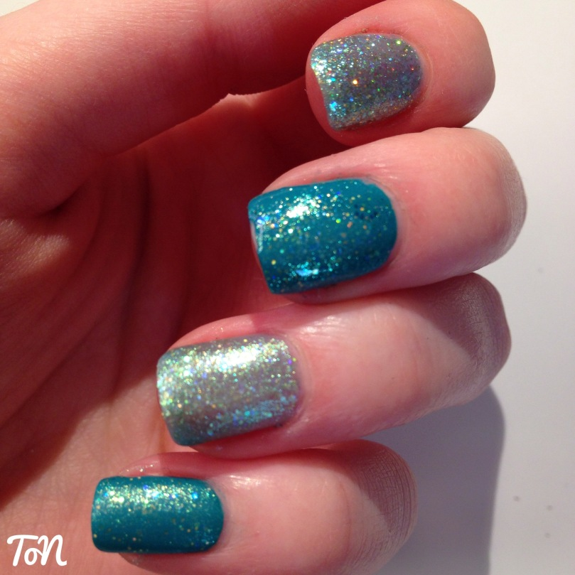 Barry M Glitterati Catwalk