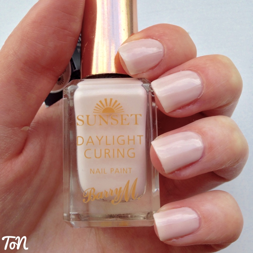 Barry M Sunset Gels Like a Nude