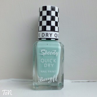 Barry M Speedy Quick Dry Road Rage