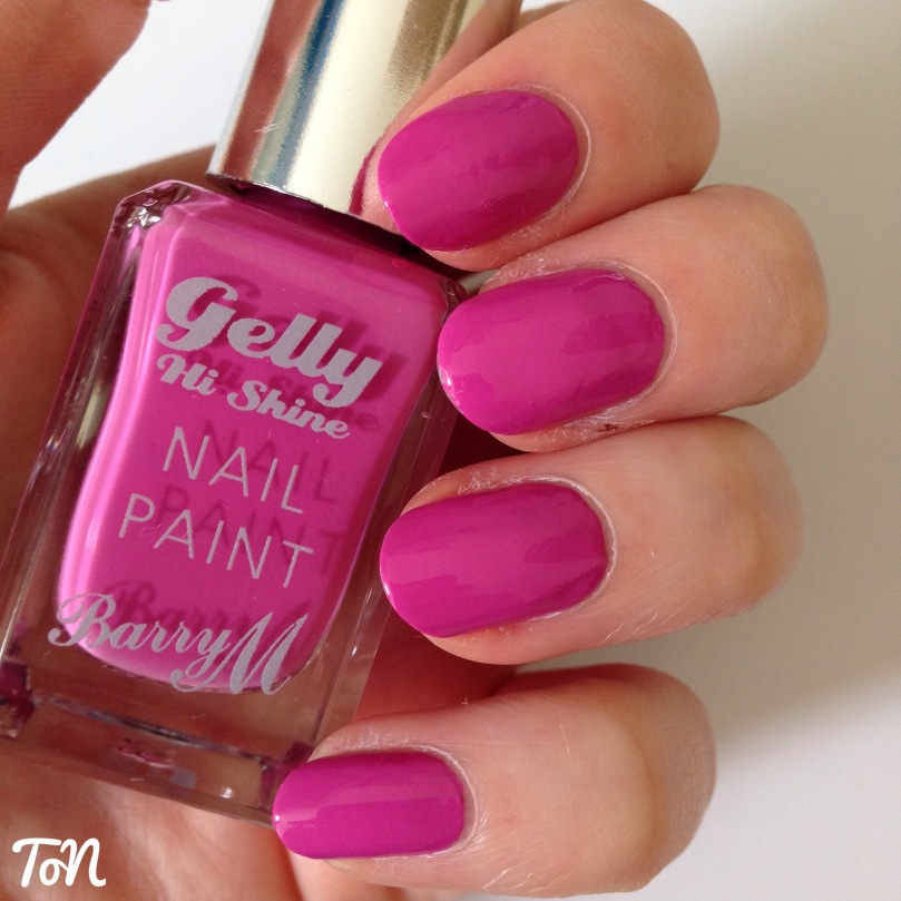 Barry M Gelly - Sugar Plum