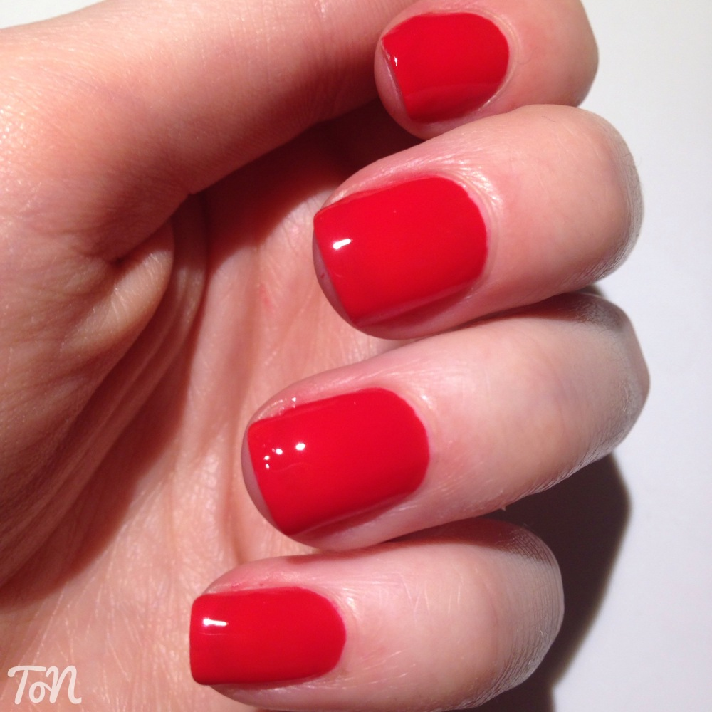 Barry M 2015 Autumn Speedy Quick Dry - Swatches and Review (3/6)