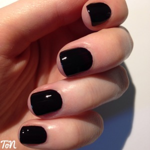 Barry M Gelly Hi Shine Black Currant