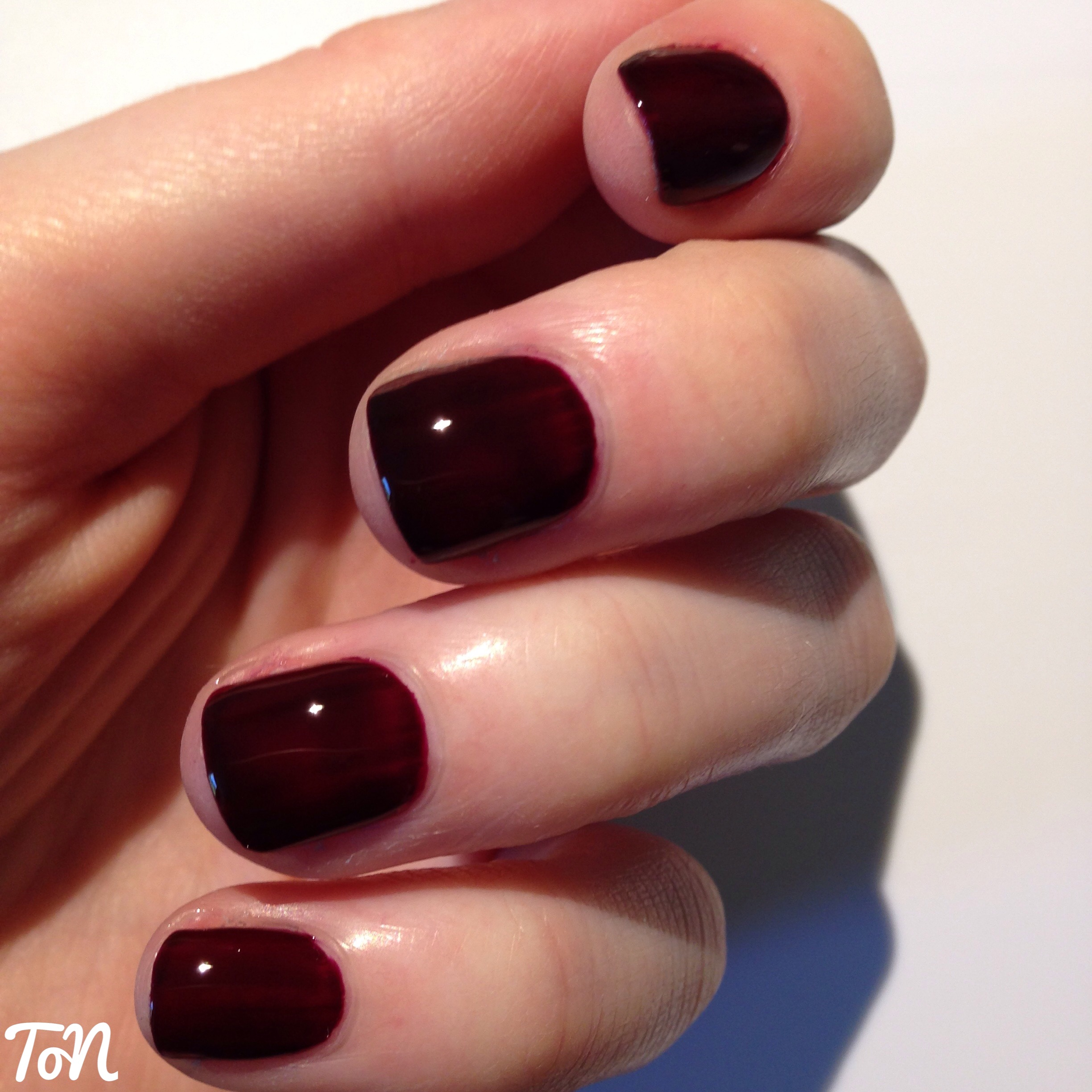 Barry M Gelly Hi-Shine Autumn/Winter 2015 Swatches – Midnight and ...