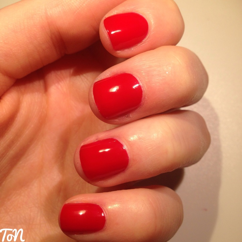 Barry M Can't Get You Out Of My Red