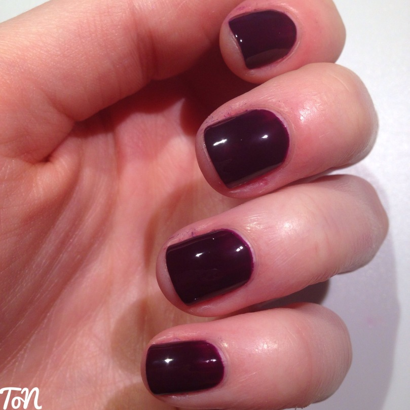 Barry M Plum On Baby