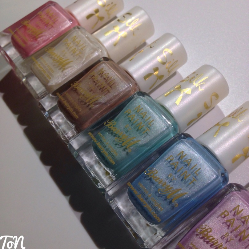 Barry M Silk Collection