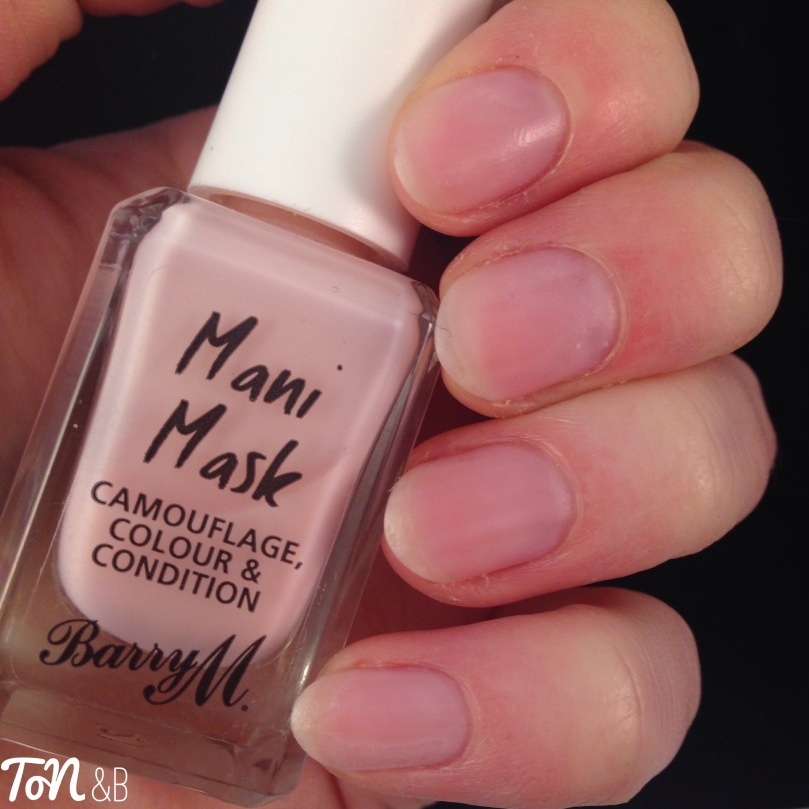 Barry M Mani Mask Bashful