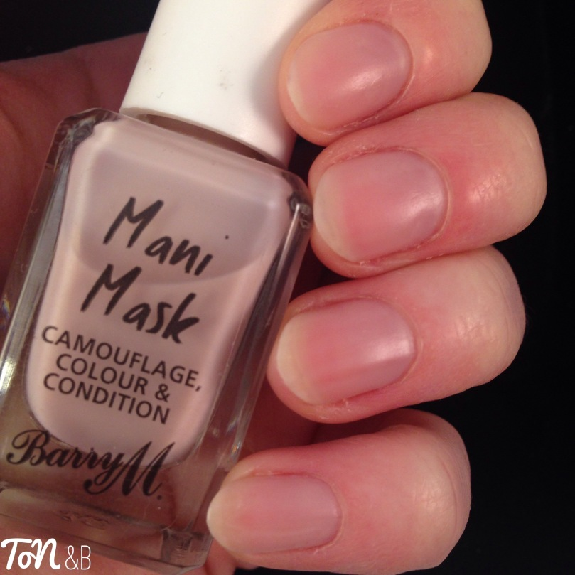 Barry M Mani Mask Birthday Suit