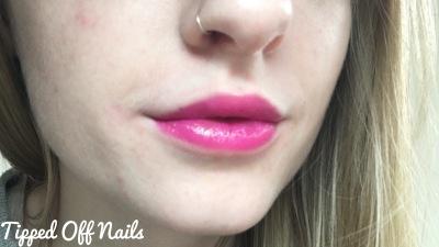 Makeup Revolution Liphug Lipstick End With Beginnings