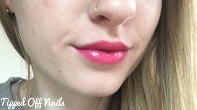 Makeup Revolution Liphug Lipstick Want To Leave