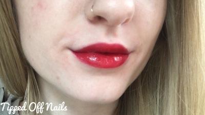 Makeup Revolution liphug Lipstick I Am Ready!