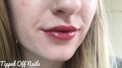 Makeup Revolution liphug Lipstick To Get Lucky