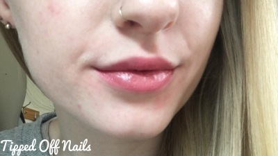 Makeup Revolution liphug lipsticks Not Giving Up