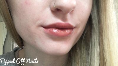 Makeup Revolution liphug lipsticks save me from yourself