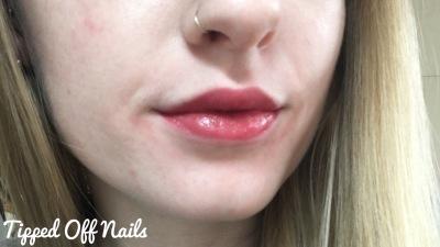 Makeup revolution liphug lipstick we have come too far