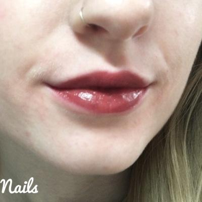 Makeup revolution lip hug lipstick saviour will come
