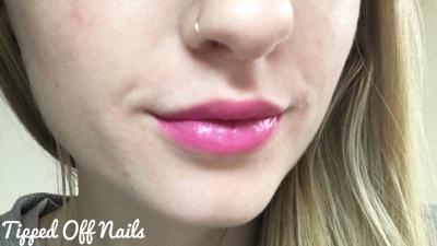 Makeup Revolution Liphug Lipstick She's Up All Night