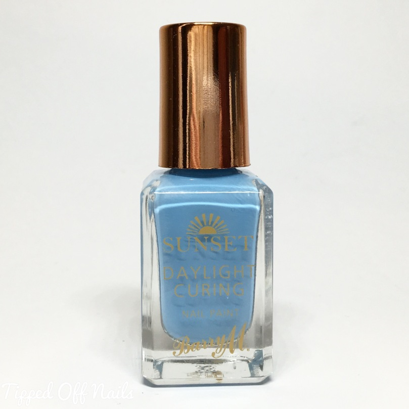 Barry M Sunset Gels Bug A Blue