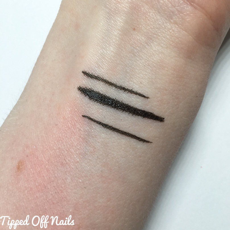 MUA eye define felt definer review