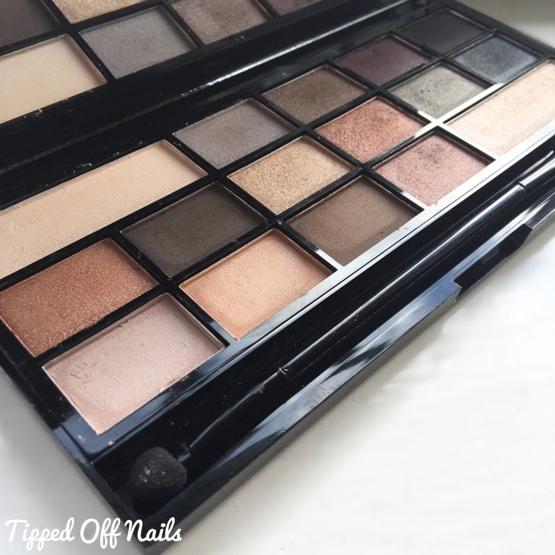 I ♡ Makeup Naked Underneath - Faux Fur covered palette