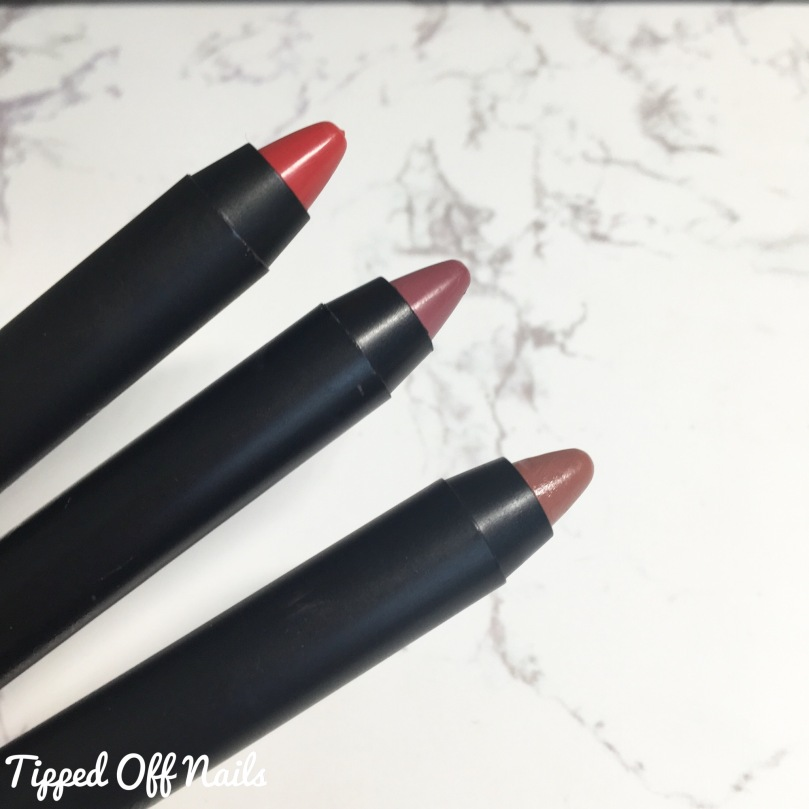 Sleek Power Plump Lip Crayons Review