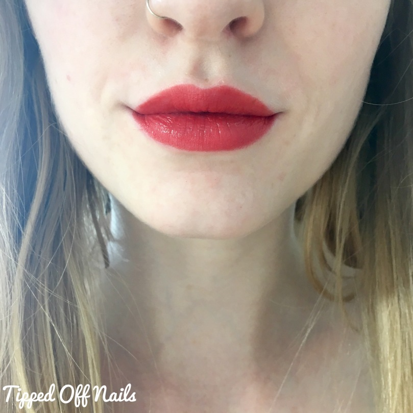Sleek Power Plump Lip Crayons Review Raving Rouge