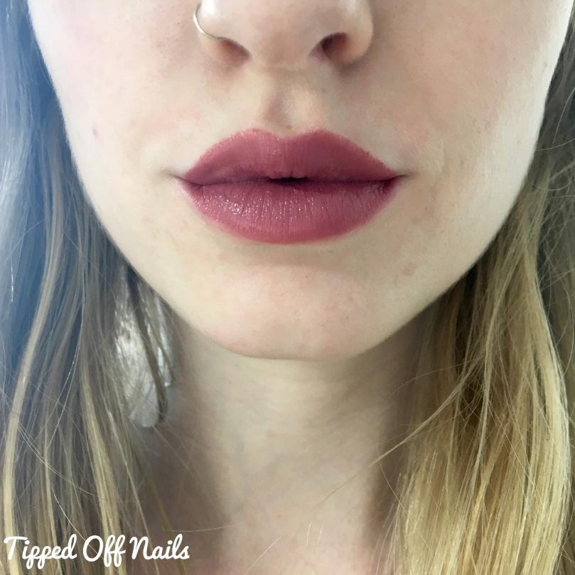 Sleek Power Plump Lip Crayons Review Berry Burst