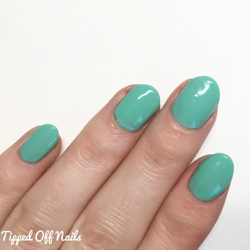 Primark PS Gel Effect Nail Polish Review