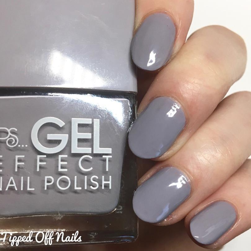 Primark PS Gel Effect Nail Polish Review