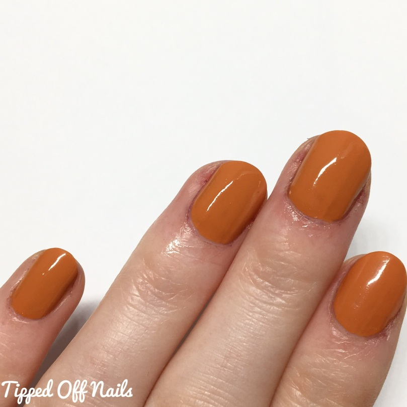 Princess Nail Lacquer Autumn Leaves