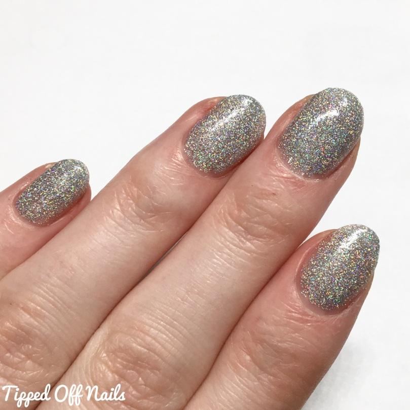 Princess Nail Lacquers Tiara Sparkles