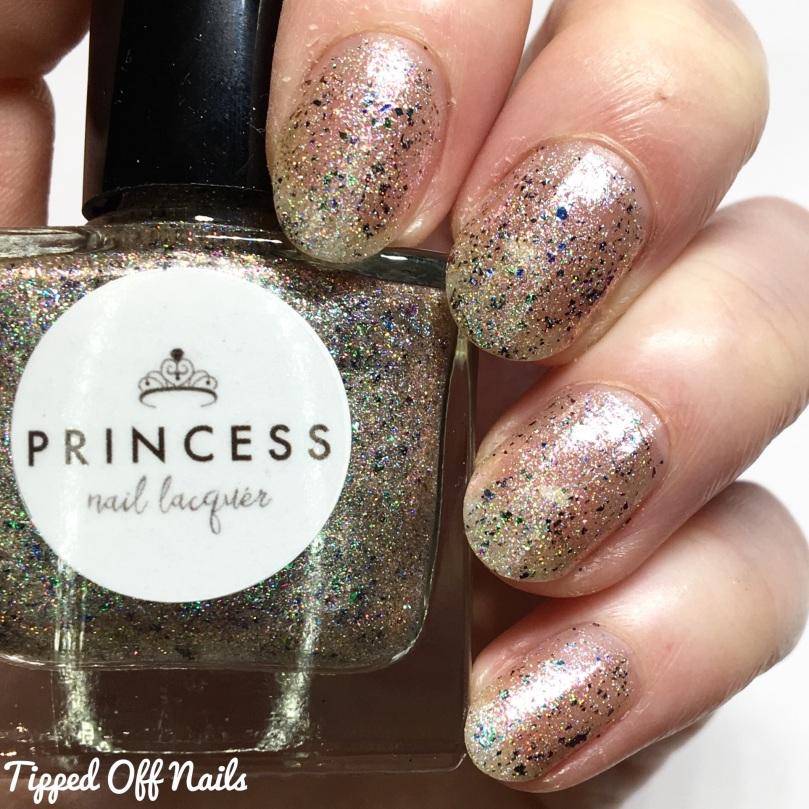 Princess Nail Lacquer Tinsel Town