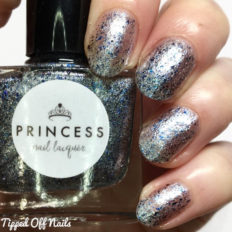 Princess Nail Lacquer Sleigh Dust