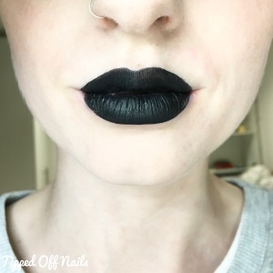 MUA Velvet Lip Lacquer Full Collection Swatches & Review Potency