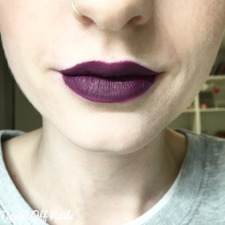 MUA Velvet Lip Lacquer Full Collection Swatches & Review Kooky