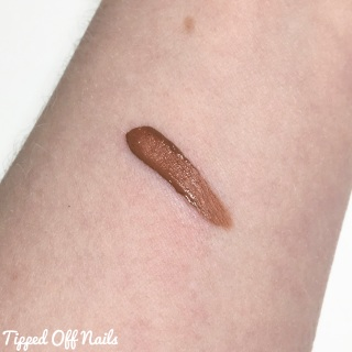 MUA Velvet Lip Lacquer Full Collection Swatches & Review Poise