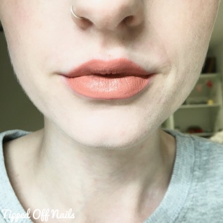 MUA Velvet Lip Lacquer Full Collection Swatches & Review halcyon