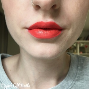 MUA Velvet Lip Lacquer Full Collection Swatches & Review Zest