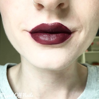 MUA Velvet Lip Lacquer Full Collection Swatches & Review Panache