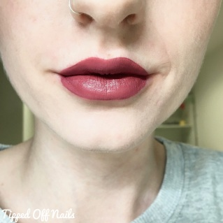 MUA Velvet Lip Lacquer Full Collection: Swatches & Review Dash