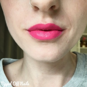 MUA Velvet Lip Lacquer Vivacity