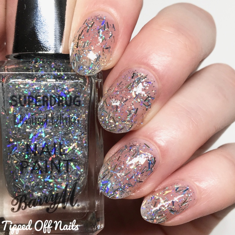 Barry M Superdrug limited edition Icicle