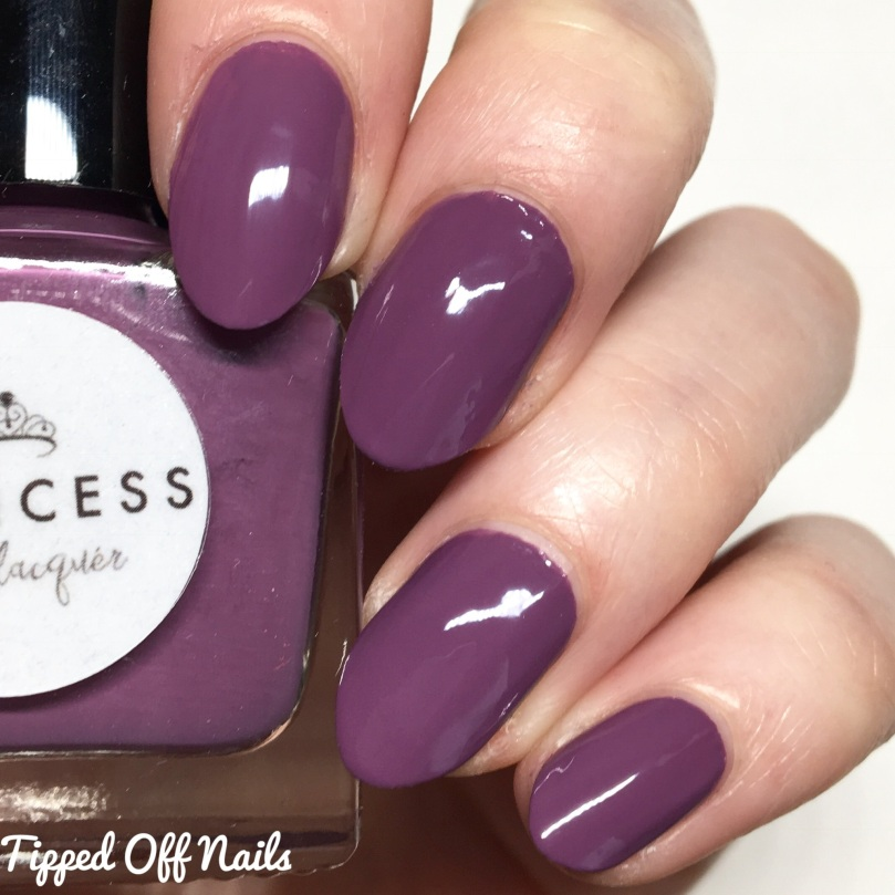 Princess Nail Lacquer Winter Creme Trio Pinking Of You