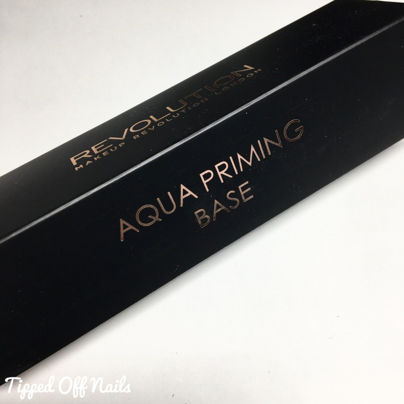 Makeup Revolution 12 Days of Christmas Aqua Priming Base