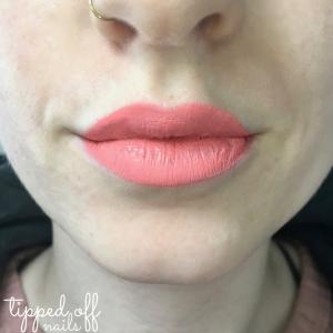 MUA Velvet Lip Lacquer Euphoria