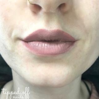 MUA Velvet Lip Lacquer Gravity