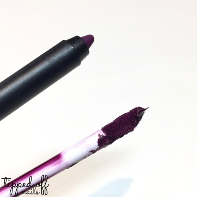 Makeup Revolution Retro Luxe Matte Lip Kits Swatches and Review: ROYAL