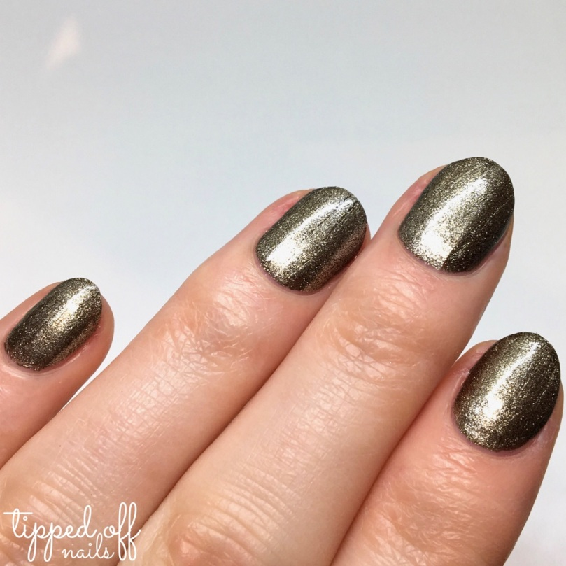 Princess Nail Lacquer Metallic Duo Dirty Rich Beautiful