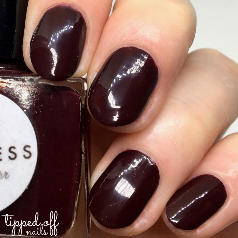 Princess Nail Lacquer Blood Lust